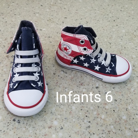 c7bf76676add8f Converse Other - Converse All Star Infants 6